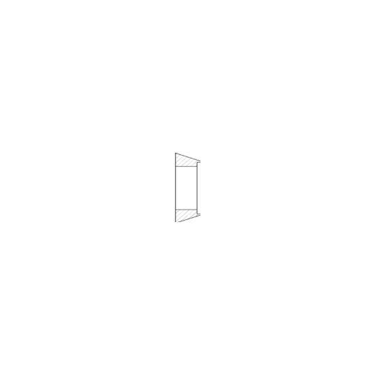 Déverrouillage manuel (HE): Rosette
