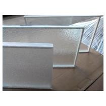 Bloc vitre Polycarbonate transparent + verre feuilleté transpa.