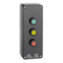 Boite à 3 boutons (montée/descente/Stop) Ex II EEx ed IIC T6 MARANTEC MFZ OVITOR
