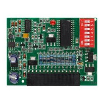 Carte fille pour AS210B options: palpeur opto ou 8k2, feu, tempo, mode auto MARANTEC MFZ OVITOR
