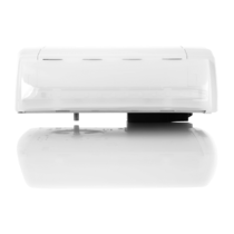 Kit pour porte sectionnelle Confort 360 +2Tx868 + rail SZ11-S MARANTEC MFZ OVITOR