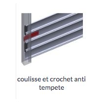 OPTION Coulisse Grand Vent