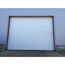 PORTE SECTIONNELLE INDUSTRIELLE 4Mx4M