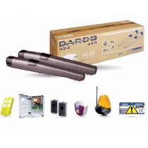 Kit DARCO24 FADINI pour portail battant 24V
